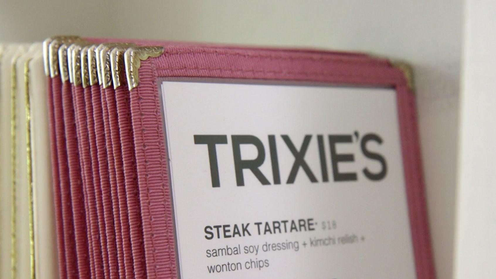 Trixie's   Discourse Coffee