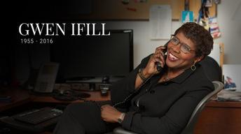 The words of Gwen Ifill that inspire us every day