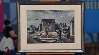 S21 Ep19: Appraisal: 1944 Kelly Fearing Watercolor Painting