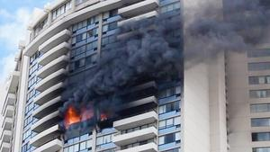 Aftermath of Hawai'i's Worst High-Rise Fire