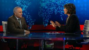 Amanpour: Christine Todd Whitman, Preet Bharara and Kasparov
