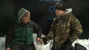 Van Hoesen and Walts:  Ice Fishing in January