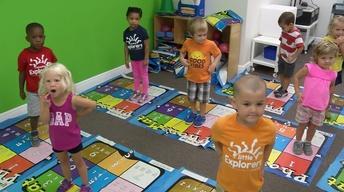 Amazing Explorers Preschool Program