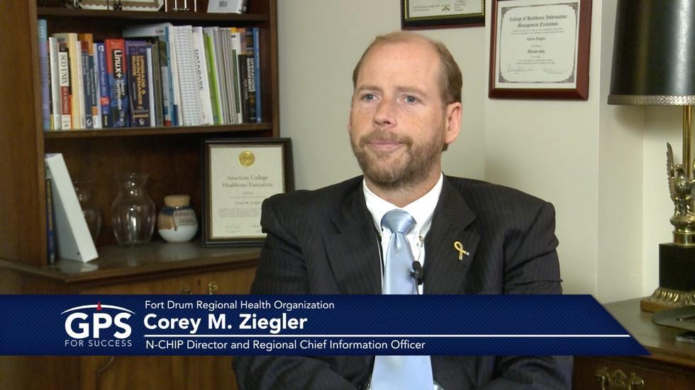 Corey Zeigler Extended Interview image