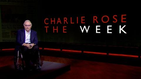 Charlie Rose The Week -- October 13, 2017
