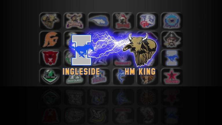 Challenge!: INGLESIDE VS. H.M. KING