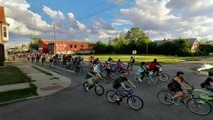 Michigan Peddler Party Bike / Detroit Fall Beer Festival