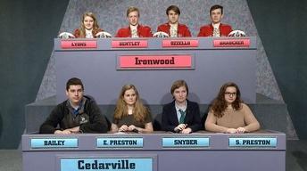 4031 Ironwood vs Cedarville