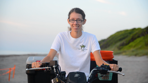 Your Story: Marine Turtle Specialist