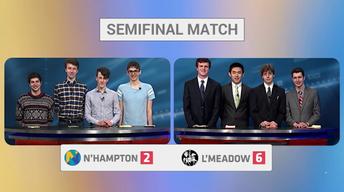 Semifinal # 2: Northampton vs. Longmeadow (June 17, 2017)