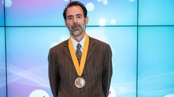 Dr. Ben Bahr: 2017 O. Max Gardner Award Recipeint