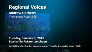 Regional Voices: Andrew Herbertz, Tropicana Casino