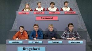 4036 2018 Quarterfinal 4: Ironwood vs Kingsford