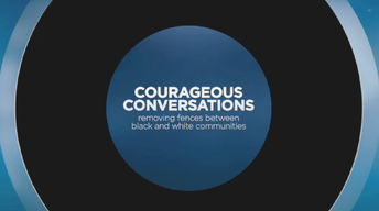 Courageous Conversations: Tearing down fences between black