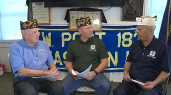 Manasquan veterans reflect on their service and thank others