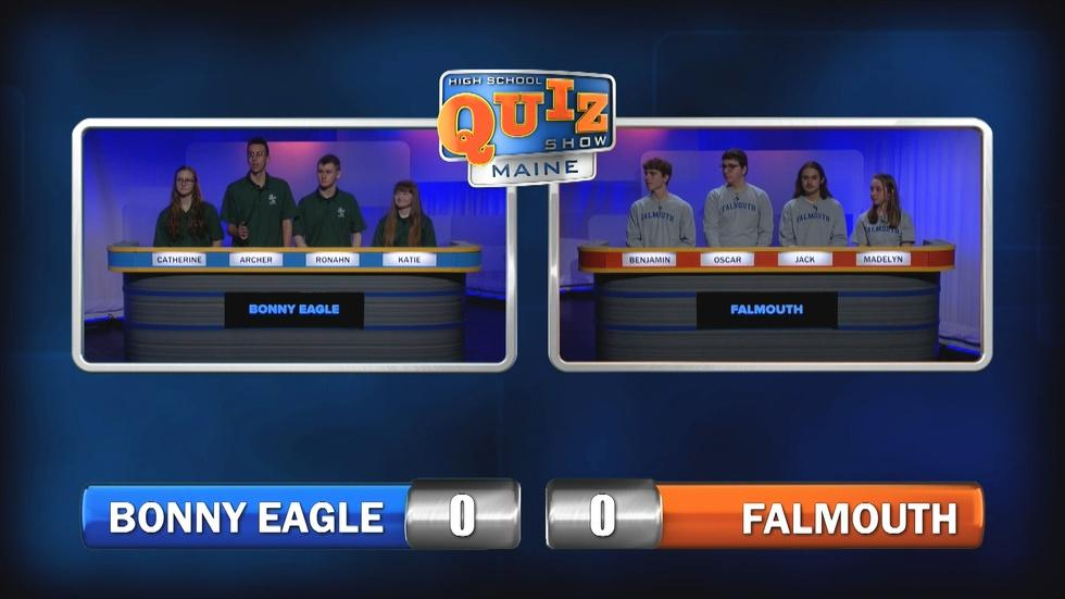Bonny Eagle vs. Falmouth image