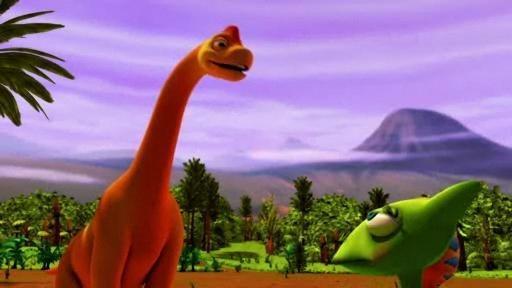 Have a Brachiosaurus Picnic image
