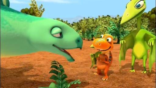 Make a Stegosaurus Puppet image