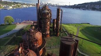 Parks | Gas Works Park, Seattle, WA