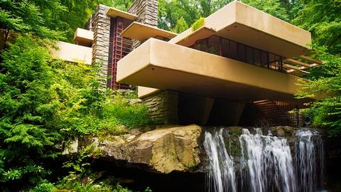 10 That Changed America -- Homes | Fallingwater, Mill Run, PA