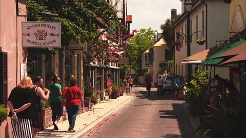 10 That Changed America -- Towns | St. Augustine, FL