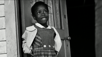 Ruby Bridges Desegregates a School