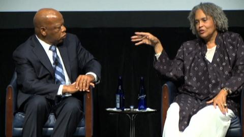 The African Americans: Many Rivers to Cross -- Civil Rights Movement Leaders in Conversation