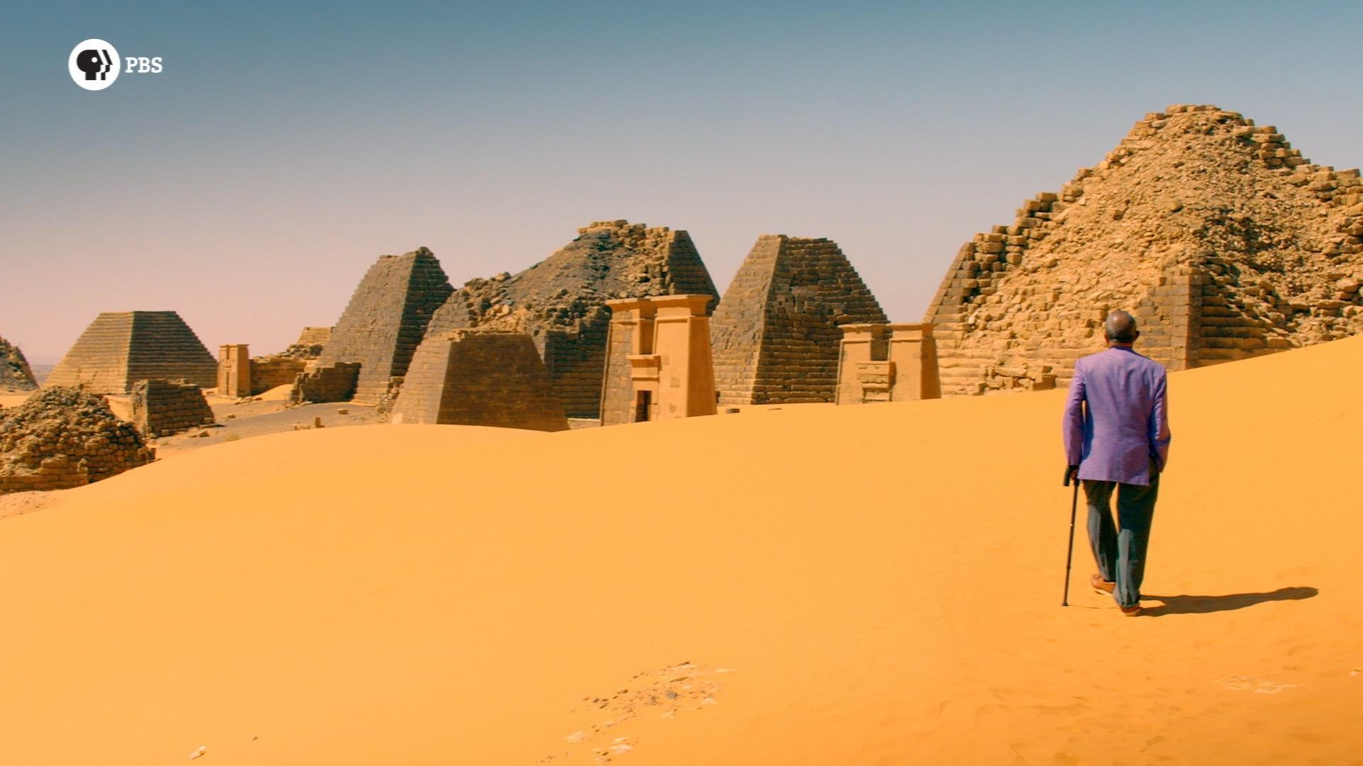 City Of Meroe Africa S Great Civilizations Africa S