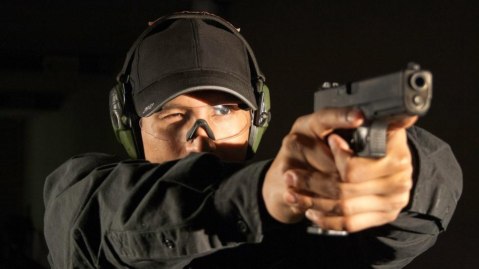 After Newtown: Guns in America image