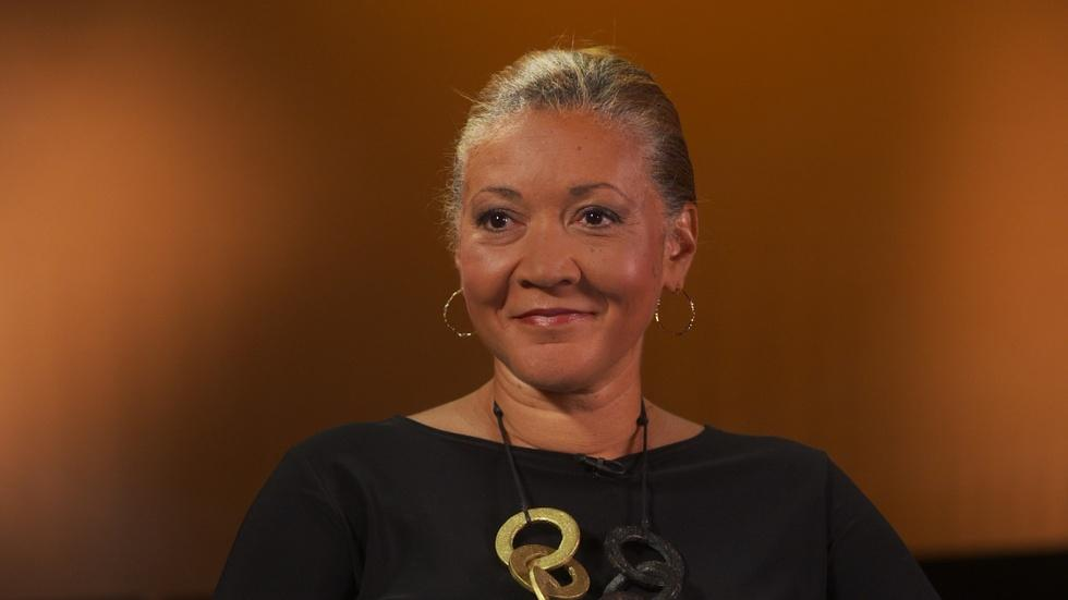 Michele Norris discusses 'The Race Card Project' image