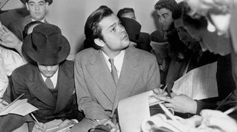 Orson Welles' Press Conference