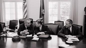 S26 Ep2: Candidate Johnson Versus President Johnson on Vietn