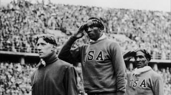 Jesse Owens in Hitler's Germany