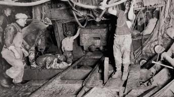 Confined Labor in the Tunnels