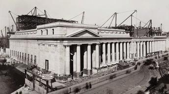 Penn Station Rising