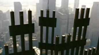 Prefabrication for the Twin Towers