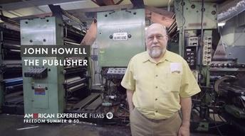 "John Howell - ""The Publisher"""