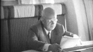 Inside Khrushchev's Airplane