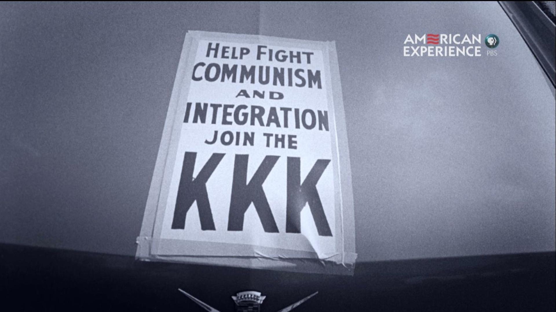 The FBI and the Klan