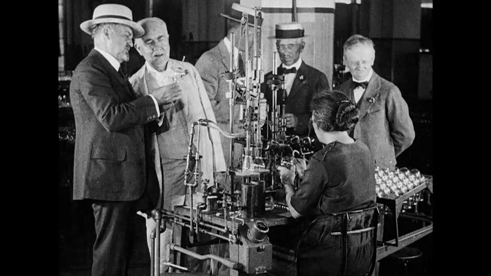 Edison american experience twin cities pbs for The edison