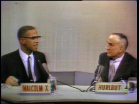 The Ku Klux Klan targets Malcolm X's Family