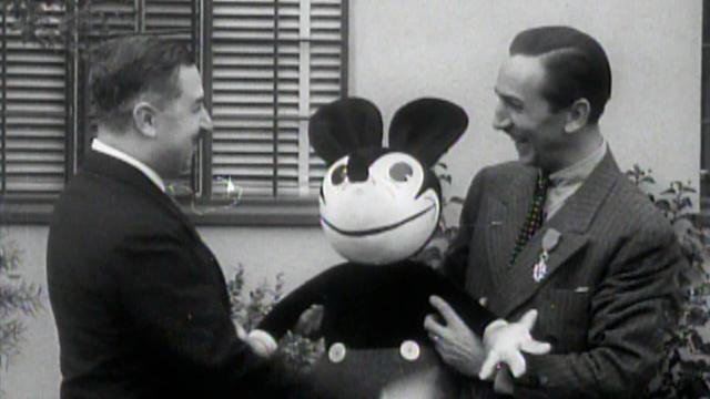Walt Disney, Extended Preview