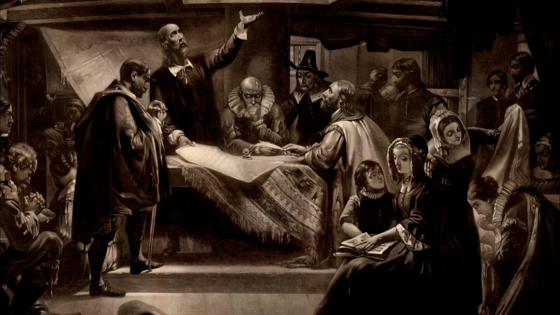 Pilgrim Fathers  United States history  Britannicacom