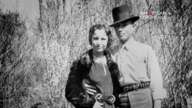 Bonnie Parker Goes to Prison