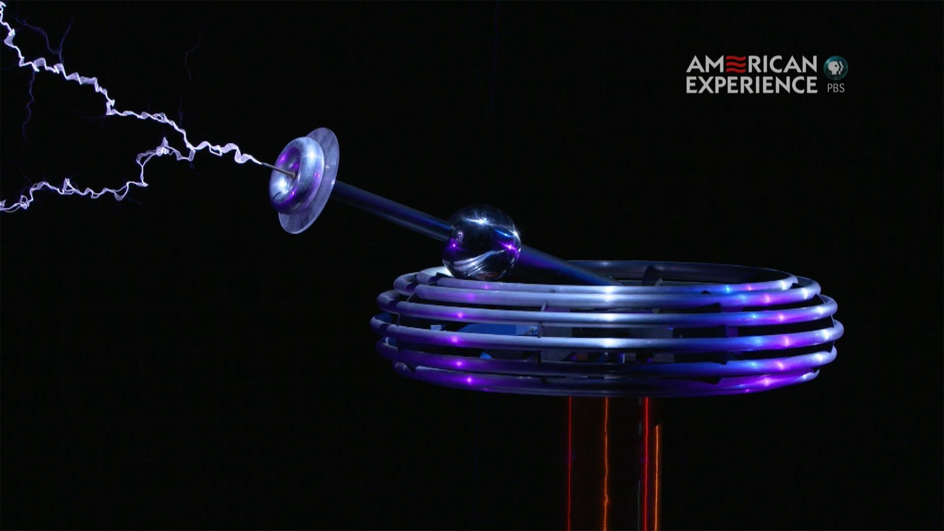 American Experience Tesla Coil Kcts 9