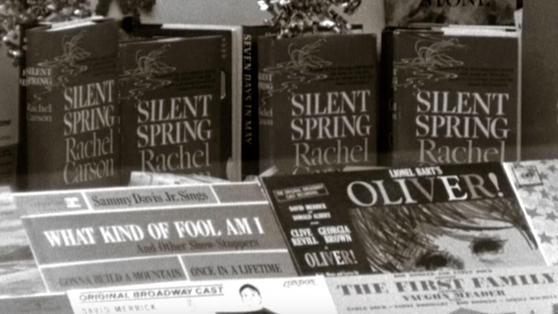 Rachel Carson, Chapter 1