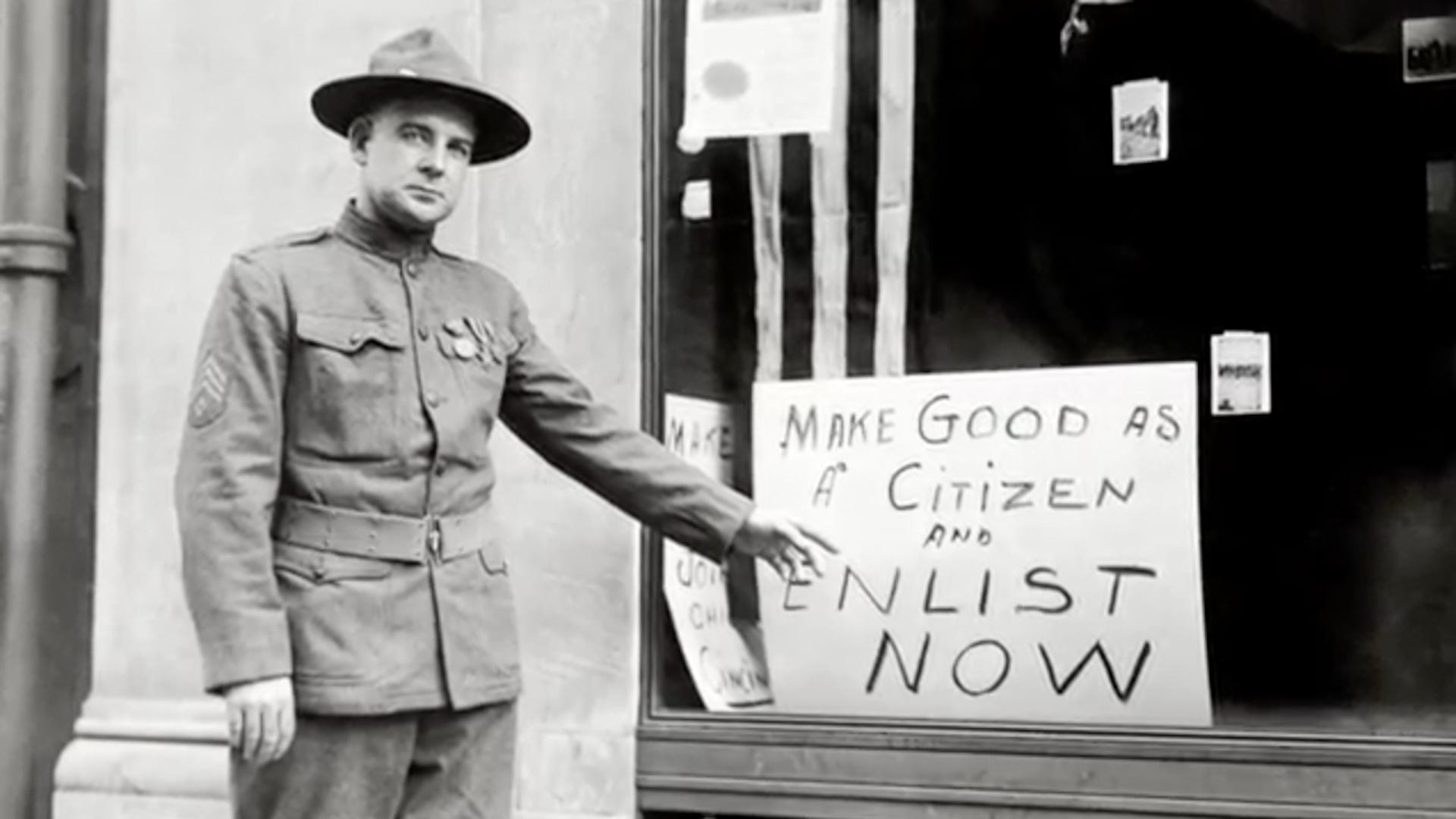 The Great War: An Inside Look