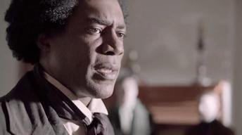 Douglass and Garrison Meet