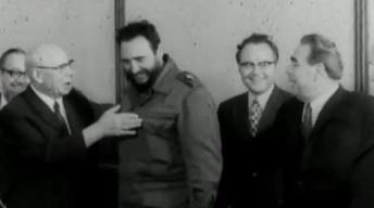 S17: Cuba Newsreels: Castro Visits the U.S.S.R., 1972