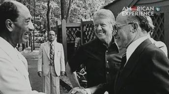 S24: Carter and Ending War: the Camp David Accords